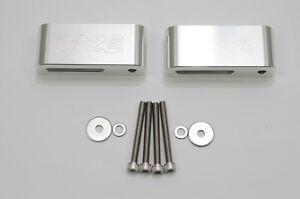 1320 Performance Billet aluminum hood spacer raiser V2 fits EG EK DC2 EF DA & +