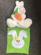 Bunny With Little Shopping Bag