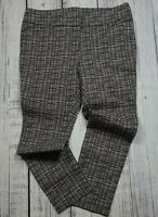 ANN TAYLOR LOFT MARISA SKINNY DRESS PANTS PETITES SIZE 10P OFFICE CAREER STRETCH