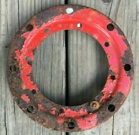 "ORIGINAL GLOBE HOLDER ORIGINAL GAS PUMP GLOBE RING 6"" GAS PUMP GLOBE HOLDERS #15"