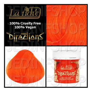 La Riche Directions - Hair Colour   Set Size 1-20   Fluorescent Orange Mandarin