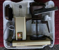 Technivorm Moccamaster Clubline KB-741 10 Cup Coffee Maker Gold Mint Cond No Res