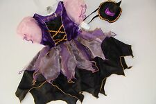 H&M Halloween Costume Dress Up Girls Girl Size 2 3 4 Years NWT Witch Princess