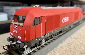 Piko 57580 HO ÖBB Rh 2016 Herkules Diesel Locomotive Epoch V DCC Fitted Mint