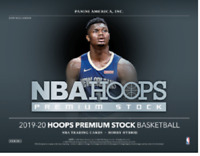 2019/20 Panini NBA Hoops Premium Stock NBA One Hobby Box Random Team Break #3