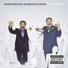 "Handsome Boy Modeling School ""White People"" new sealed unopened CD"