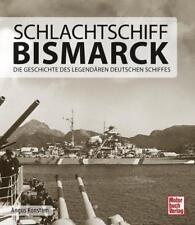 Schlachtschiff Bismarck von Angus Konstam (2017, Gebundene Ausgabe)