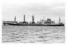 mc4797 - Clan Line Cargo Ship - Clan Alpine - photograph