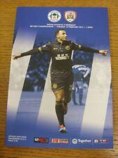 18/02/2014 Wigan Athletic v Barnsley  . Bobfrankandelvis (aka Footy Progs) selle
