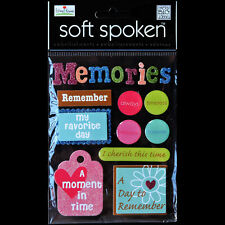 soft spoken STICKERS PACK Memories A Day to Remember Favorite Day FREE USA SHIP