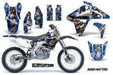 Suzuki RMZ 450 Graphics Kit AMR Racing Bike Decal RMZ450 Sticker Part 2007 MAD S