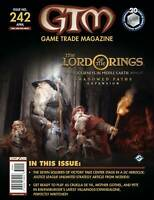 Game Trade Magazine #242 (2020 Diamond Publications) First Print  Cover