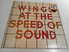 Wings At The Speed Of Sound 5u/5u Press Excellent Vinyl LP Record PAS 10010