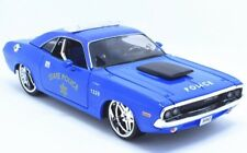 1970 DODGE Challenger Police Car, Maisto 1:24 Scale