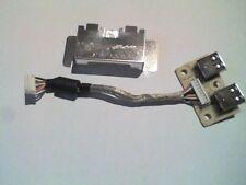 DUAL port USB Board L0269-1 48.7J705.011 con schermo di metallo a 8way MOLEX plug V