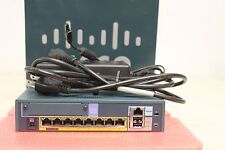 CISCO ASA5505-UL-BUN-K9 SECURITY FIREWALL Unlimited USERS asa9.24 asdm7.82 512Mb