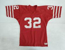 O.J SIMPSON SAN FRANCISCO 49ERS WILSON 1979 SHIRT JERSEY NFL AMERICAN FOOTBALL