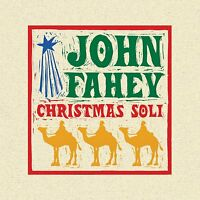 John Fahey-Christmas Soli CD   New