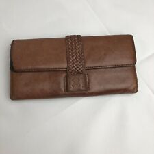 Nordstrom Brown Genuine Leather Wallet