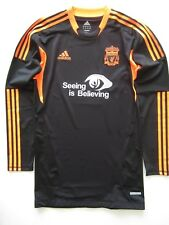 Adidas Liverpool Seeing Is Believing GK Football Shirt Jersey Soccer Rare CL