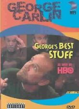 George Carlin George's Best Stuff 0030306751696 DVD Region 1