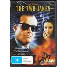 DVD TWO JAKES, THE Jack Nicholson Madeleine Stowe 1990 CHINATOWN SEQUEL R4 [BNS]