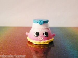 Shopkins Fashion Spree Series #6 PENELOPE PLEATS Pink Mint OOP
