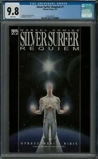SILVER SURFER: REQUIEM #1 CGC 9.8 (7/07) Marvel white pages