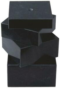 Black Granite Matt black bases