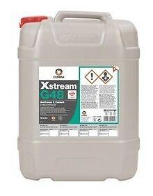 XSG20L COMMA G48 Ethylene glycol based antifreeze and coolant 20 LITRES BMW MINI