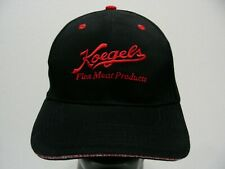 KOEGEL'S FINE MEAT PRODUCTS - ONE SIZE ADJUSTABLE BALL CAP HAT!