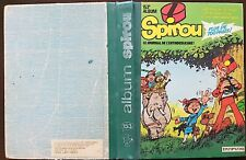 Reliure éditeur SPIROU N°153. Album du Magazine 1979. Bon état (N°2138 à 2150)