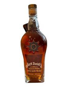 Jack Daniels 1 Liter  Gold Medal 1954 Box Originalkarton