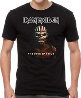 Iron Maiden Book of Souls M, L, XL, 2XL Black T-Shirt