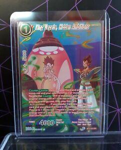 Dragon Ball Super CCG/ King Vegeta, Hidden Ambitions BT13-020 SPR w/Top Loader