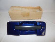 New OEM 1995-1999 Isuzu Trooper Rear Back Exterior Door Handle Blue Opener Lock