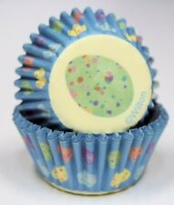 Easter Egg Mini Baking Cups 100 ct from Wilton #7923 - NEW