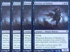 XXX 4x BUTCHER OF MALAKIR englisch sorin vs. tibalt (vampire flying black) NM/M