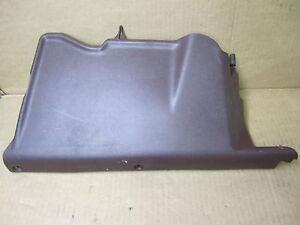 TOYOTA SUPRA 87-88 1987-1988 UNDER DASH PANEL DRIVER LH DARK RED OE# 55607 14100