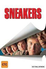 SNEAKERS (DVD, 2001) LIKE NEW -ROBERT REDFORD, DAN AYKROYD, BEN KINSLEY, SIDNEY