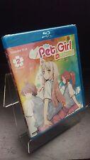 Pet Girl of Sakurasou: Collection 2 BLU-RAY  NEW Sentai Anime