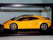 Lamborghini Gallardo SE Jaune Yellow 1/18 NOREV 187954