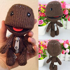 "7"" Inch Little Big Planet 2 Plush Doll Toy Xmas Valentine's Day Dolls Gift Brown"