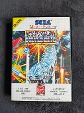 Jeu Sega Master System Arcade Smash Hits Excellent état, Complet