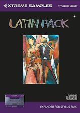XTREME samples Latin Pack RMX Stylus RMX xpander