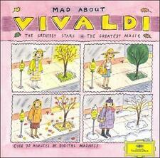Mad about Vivaldi (CD, Aug-1993, Deutsche Grammophon)