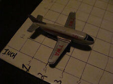 vintage TWA  friction airplane small, made in JAPAN, CUTE AND COOL