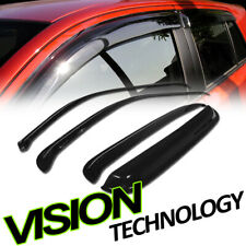 Rain/Wind Guard Shade Deflector Window Visor 4P For 00-06 Chevy Tahoe/GMC Yukon