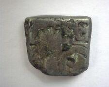 MAURYAN EMPIRE 322-185 B.C. SILVER KARSHAPANA