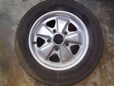 Porsche 911 Original FUCHS Wheel 5 1/2 J x 14  901 361 016 00  09/69 date stamp